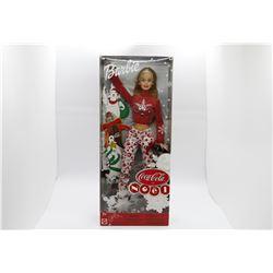 2002 Coca-Cola Noel Barbie