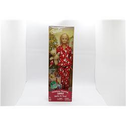 2003 Christmas Morning Barbie