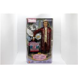 Princess and the Pauper King Dominick Barbie