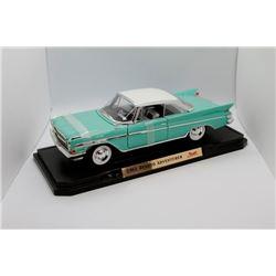 1961 Desoto Adventurer 1:18 scale No Box