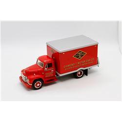 1955 Diamond T moving truck Eastwood Automobilia 1:34 scale Has Box