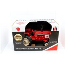 IH 684 Exclusive Edition Ontario Toy Show 1997 Has Box