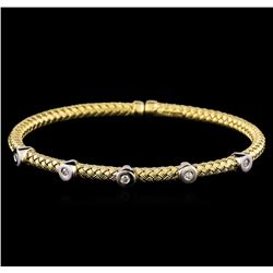 0.15 ctw Diamond Bracelet