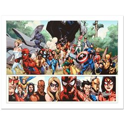 Secret Invasion #1 by Stan Lee - Marvel Comics