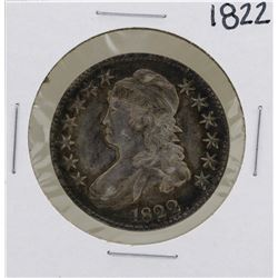 1822 Capped Bust Half Dollar Coin