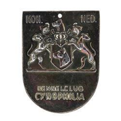 1920 Netherlands Kennel Club Cynophilia Medal