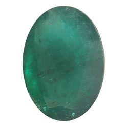 3.97 ctw Oval Emerald Parcel