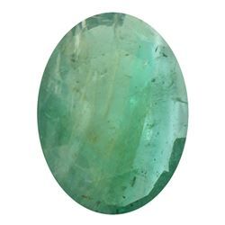 4.04 ctw Oval Emerald Parcel