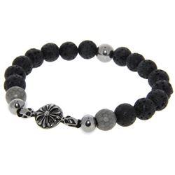 Gents Stone Bracelet.