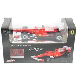 Ferrari F10 Radio Control 1:18 Scale.