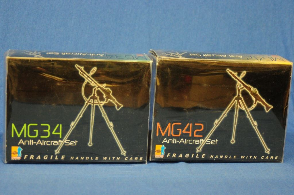 MG34/MG42 Anti-Aircraft Set
