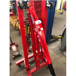 2 TON CAPACITY ENGINE LIFT