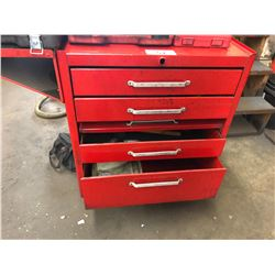 SMALL RED TOOL BOX