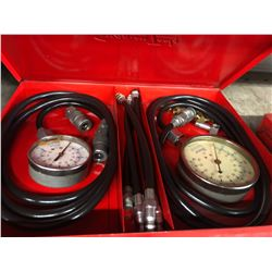 SNAP ON OIL PRESSURE TEST KIT