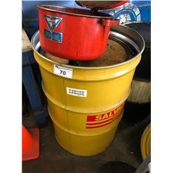 WASTE OIL SALVAGE CONTAINER