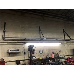 STEEL WALLMOUNT TIRE RACK