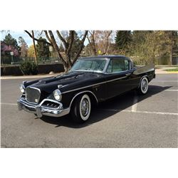 1957 STUDEBAKER GOLDENHAWK PAXTON SUPER CHARGED