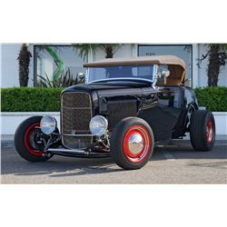 SATURDAY FEATURE 1932 FORD CABRIOLET CUSTOM