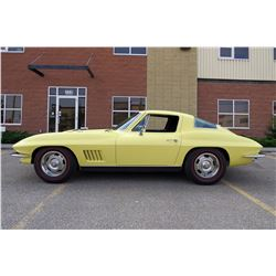 1963 CHEVROLET CORVETTE SPLIT WINDOW COUPE RESTO MOD