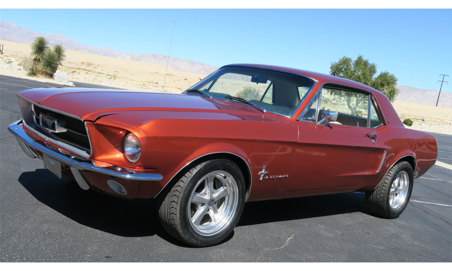 Image 1 1967 ford mustang coupe
