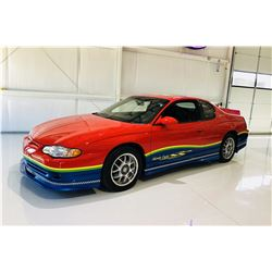 2000 CHEVROLET MONTE CARLO SS JEFF GORDON EDITION #24 OF 24 ONLY 639 MILES
