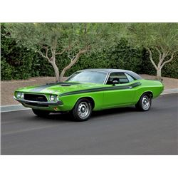 1972 DODGE CHALLENGER FACTORY 340 RESTORED MOPAR MUSCLE