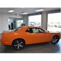 FRIDAY 2014 DODGE CHALLENGER RT 100TH ANNIVESARY