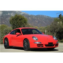 2005 PORSCHE 911 997 COUPE ONLY 34429 MILES