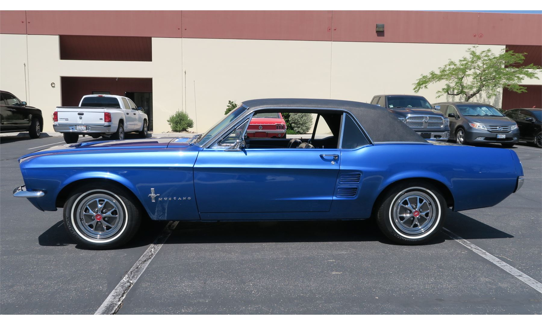 Mustang 1967 Electric