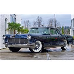 2:30PM SATURDAY FEATURE 1956 LINCOLN CONTINENTAL
