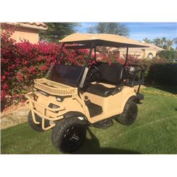 2014 CLUB CAR CUSTOM GOLF CART