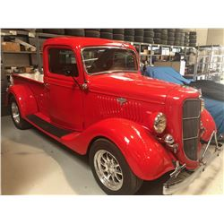 1936 FORD F100 STEPSIDE TRUCK FULLY RESTORED!