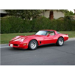 1980 CHEVROLET CORVETTE MATCHING NUMBERS 2 OWNER STUNNING VETTE