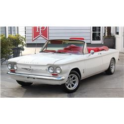 SATURDAY FEATURE 1962 CHEVROLET CORVAIR CONVERTIBLE CUSTOM