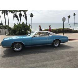 1967 BUICK RIVIERA  22000 ORIGINAL MILES
