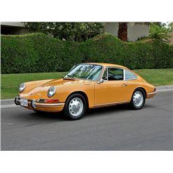 1967 PORCSHE 912 COUPE BEAUTIFULLY RESTORED