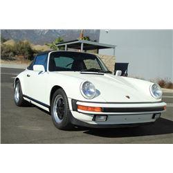 1989 PORSCHE 911 CARRERA TARGA