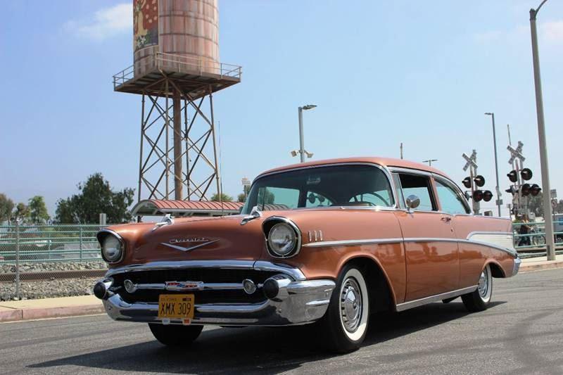 Belair Auto Auction >> 1957 Chevrolet Bel Air