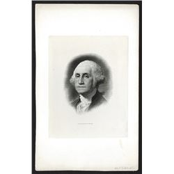 George Washington Portrait by Continental BNC.