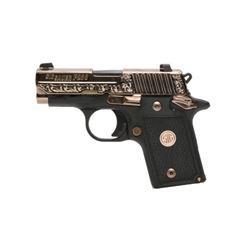 "SIG P238 380ACP 2.7"" ROSE GOLD 6RD"