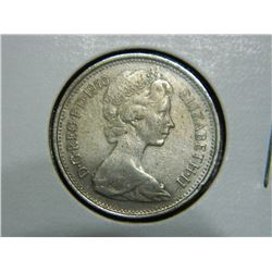 COIN - 5 NEW PENCE - 1970