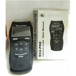 VGATE MAXI SCANNER - VS890 - VEHICLE SCANNER - ETOP WITH BOOK