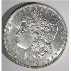1878 7/8 TF STRONG MORGAN DOLLAR