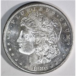 1880-S MORGAN DOLLAR CHBU
