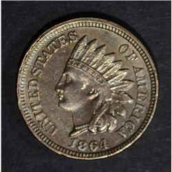 1864 CN INDIAN CENT, , CH BU