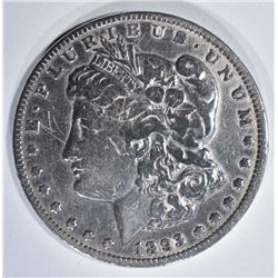 1893-O MORGAN DOLLAR VF - KEY DATE
