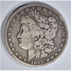 1895-O MORGAN DOLLAR VG - KEY DATE