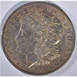1893-O MORGAN DOLLAR  CH AU