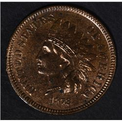1872 INDIAN HEAD CENT  CH BU