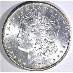 1878-CC MORGAN DOLLAR, CH BU+